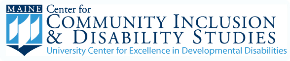 Center for Community Inclusion & Disability Studies Logo