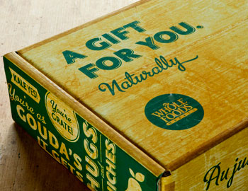Whole Foods Market Gift Boxes